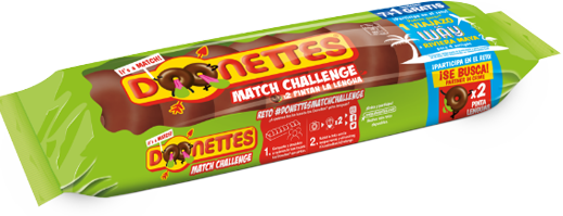 DONETTES® Match Challenge