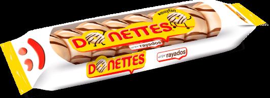 DONETTES® Rayados