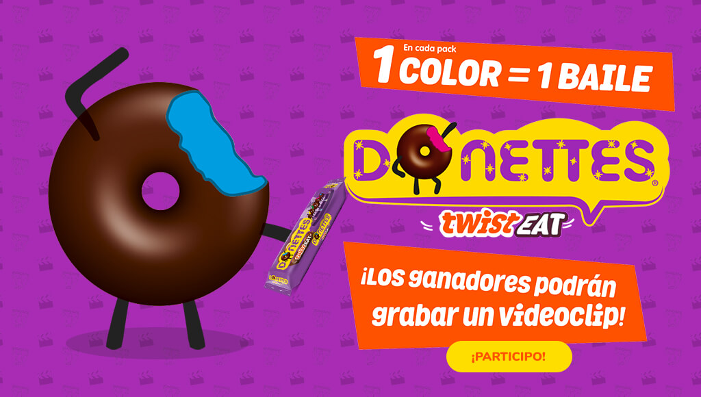 Donettes TwistEat